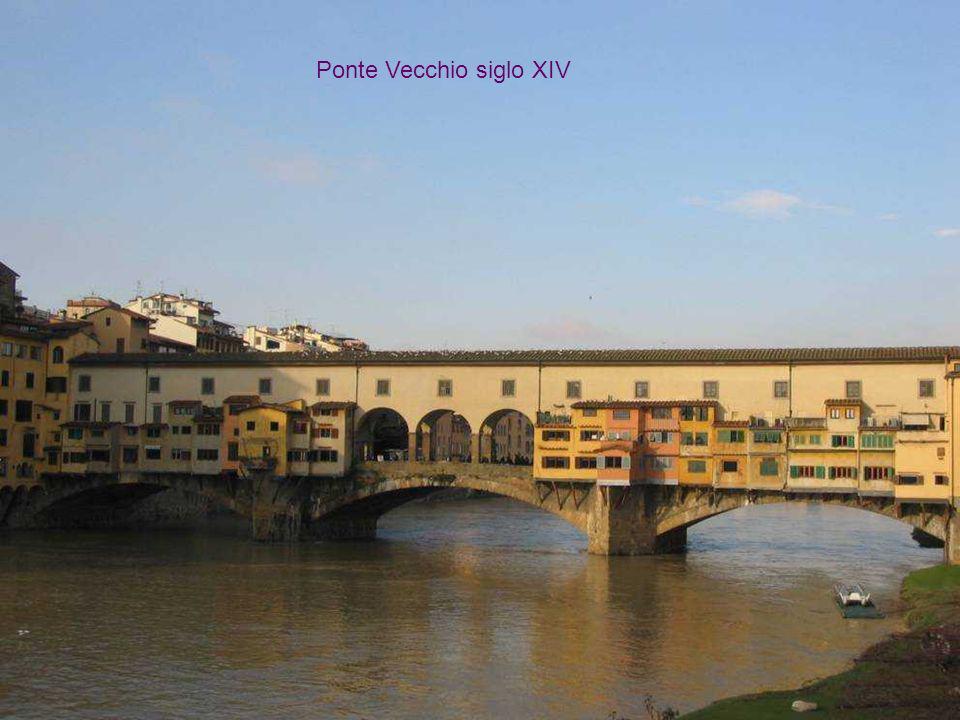 Palacio Vecchio antigua residencia de Cosme I