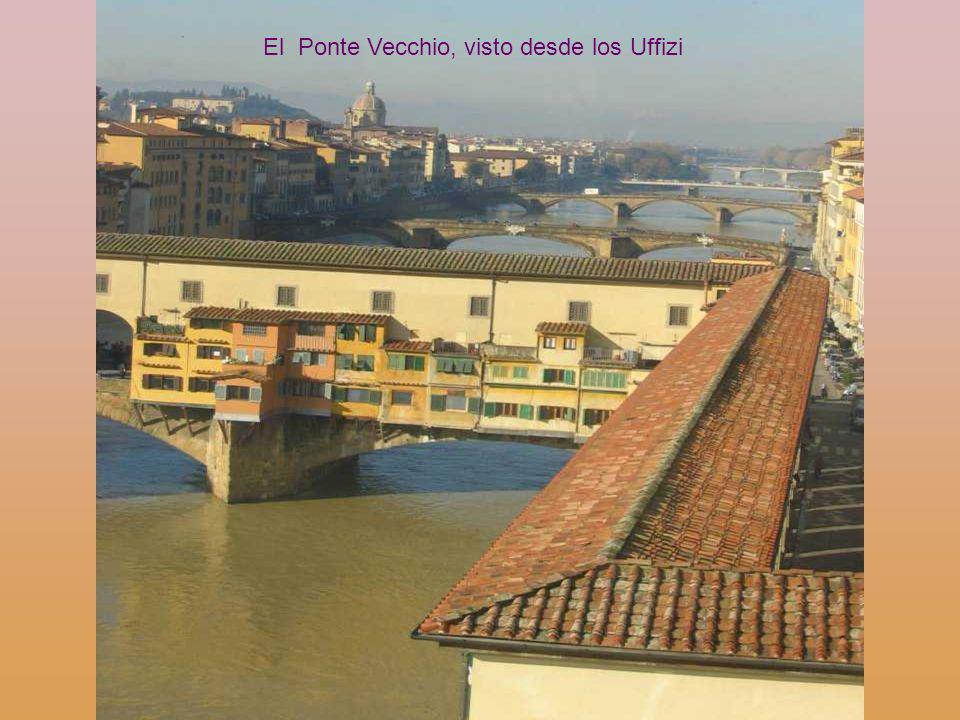 Ponte Vecchio siglo XIV