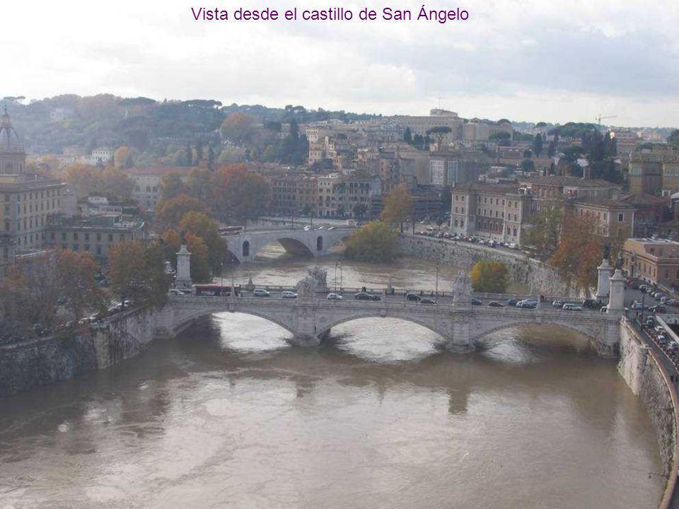 El Ponte Vecchio, visto desde los Uffizi
