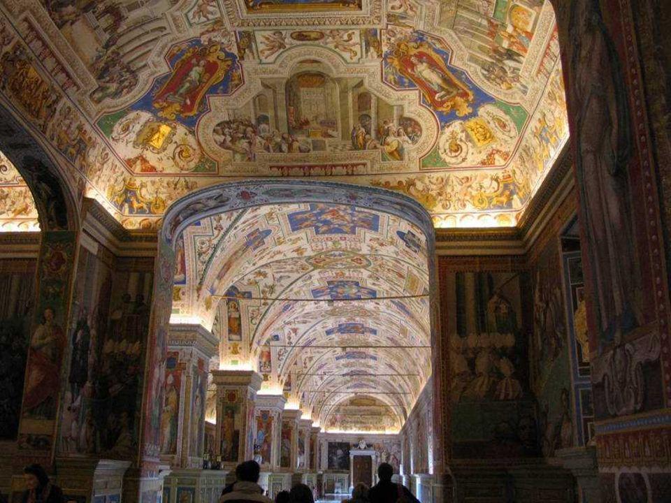Techos del Vaticano