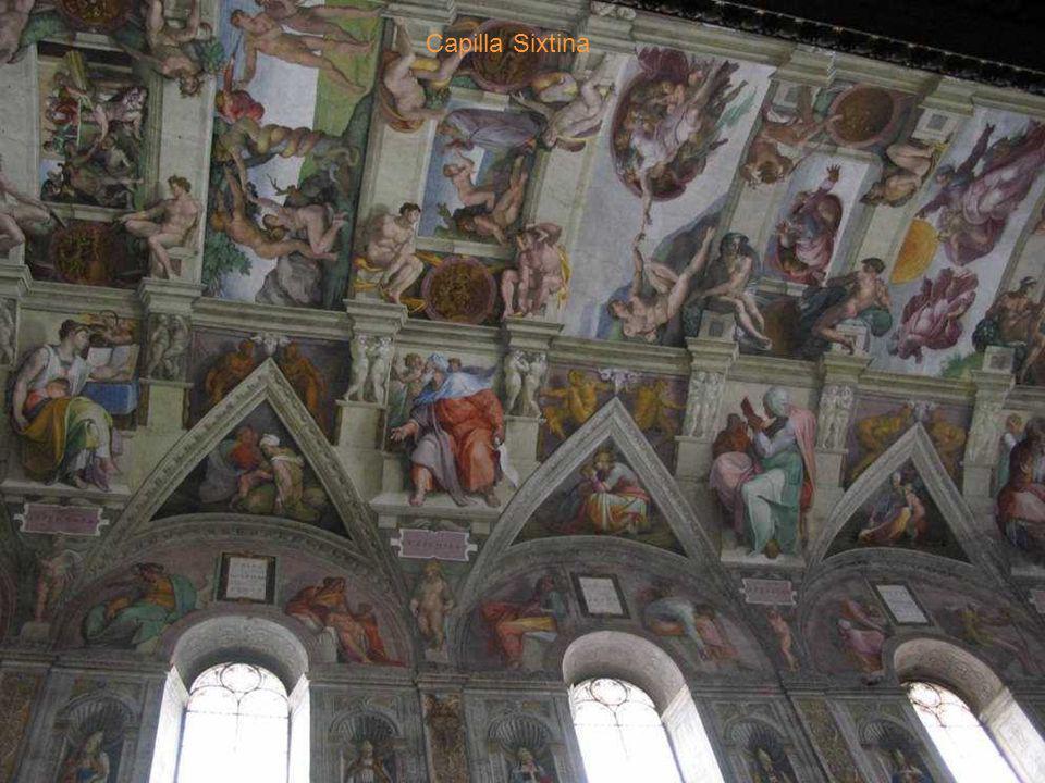 Escultura del Museo Vaticano
