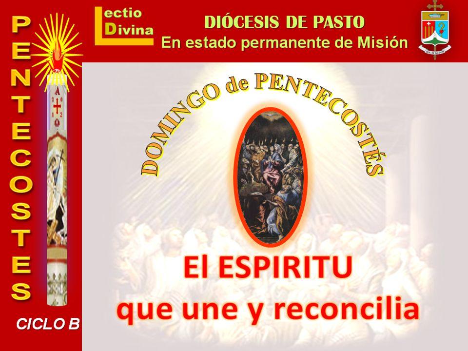 ¡OH SEÑOR, ENVIA TU ESPÍRITU! PREPARACION 1 LECTURA 2 MEDITACION 3 ORACION 4 CONTEMPLACIONACCION 5