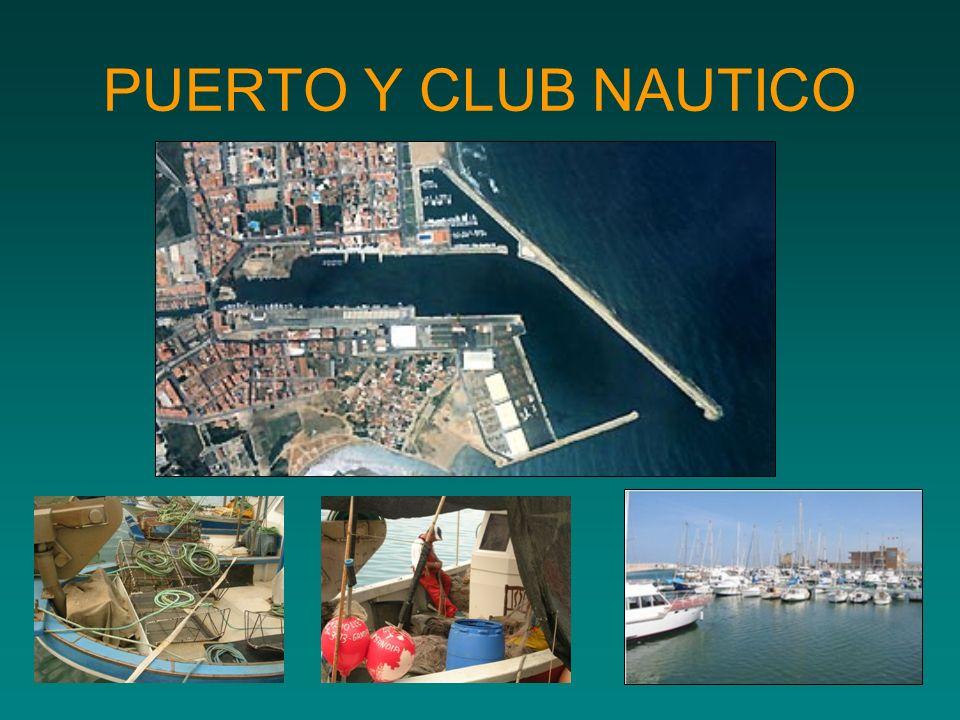 PUERTO Y CLUB NAUTICO