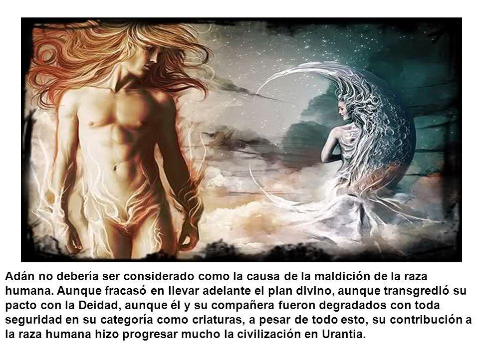 Adán no debería ser considerado como la causa de la maldición de la raza humana. Aunque fracasó en llevar adelante el plan divino, aunque transgredió