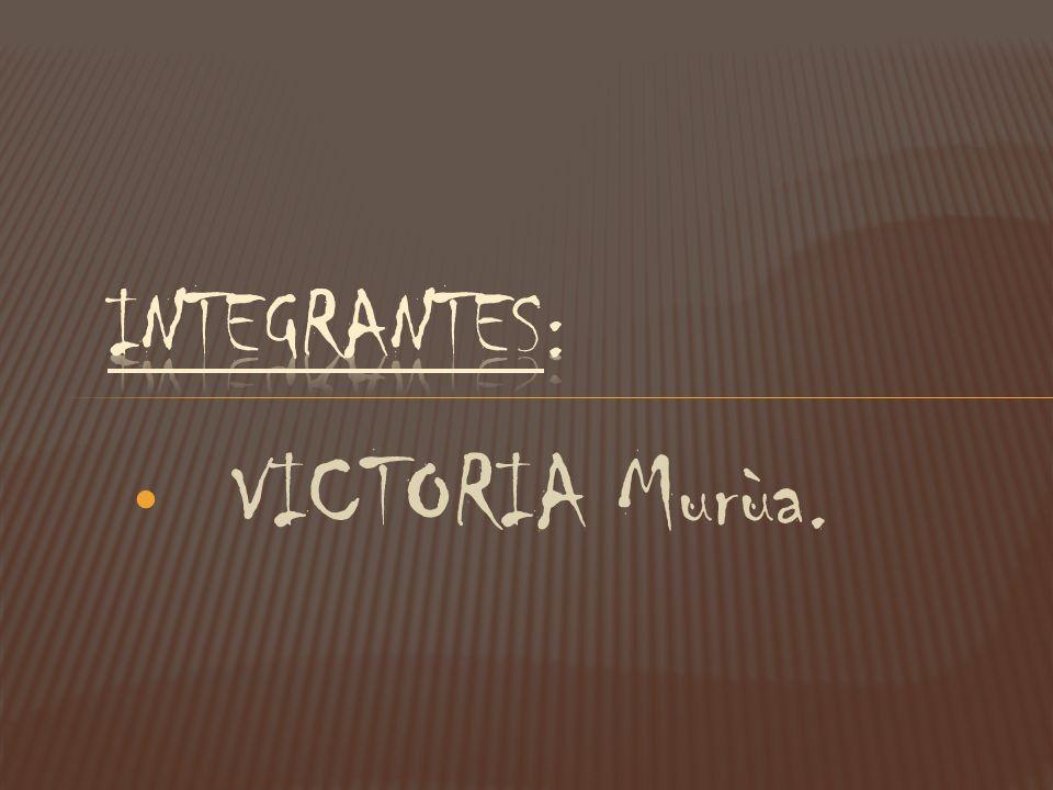 VICTORIA Murùa.