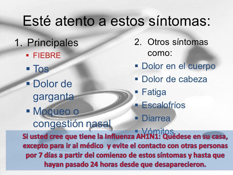 MEDIDAS DE PREVENCION 1.