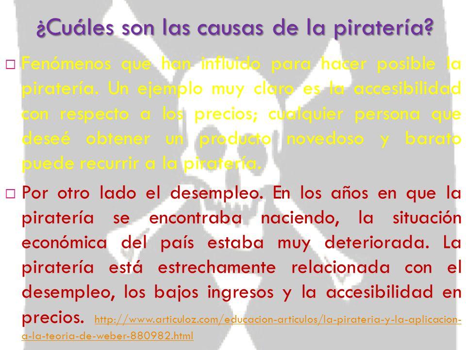 En internet es uno de los medios que más se usan para la distribución de la piratería, ya que hay programas que puedes descargar en los cuales puedes