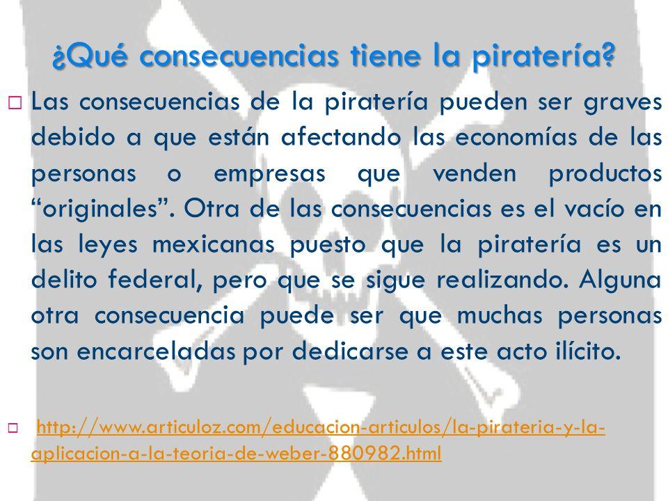 ¿Cuáles son las causas de la piratería? Fenómenos que han influido para hacer posible la piratería. Un ejemplo muy claro es la accesibilidad con respe