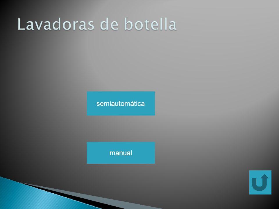 semiautomática manual