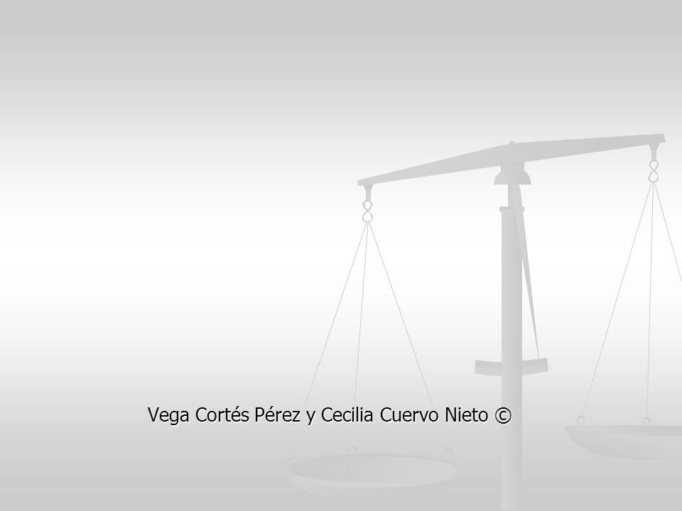 Vega Cortés Pérez y Cecilia Cuervo Nieto © Vega Cortés Pérez y Cecilia Cuervo Nieto ©
