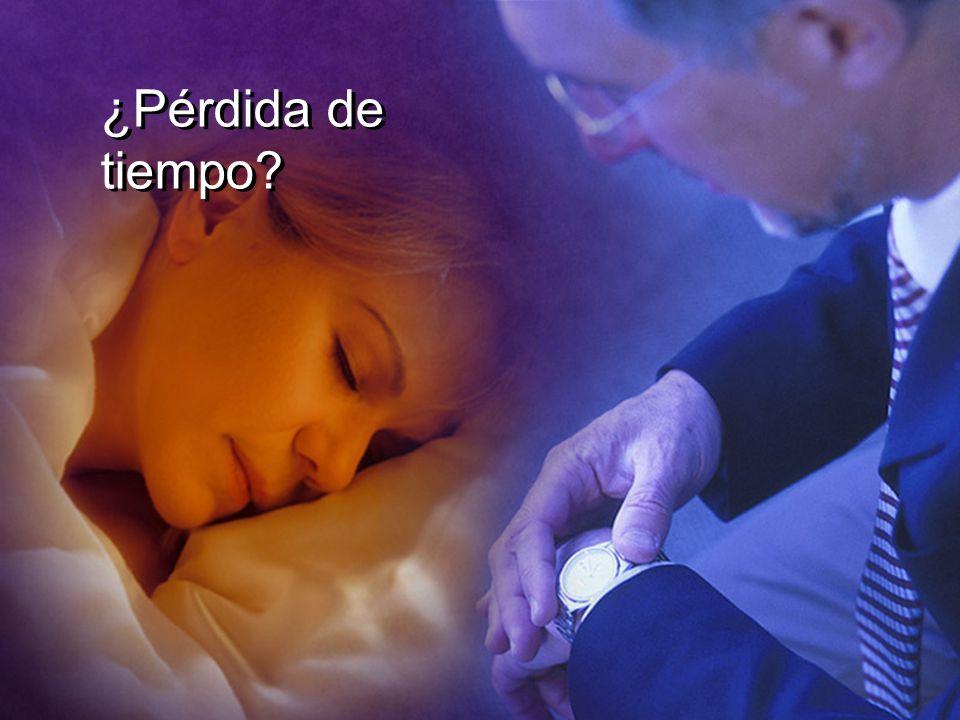 Efectos del déficit de sueño
