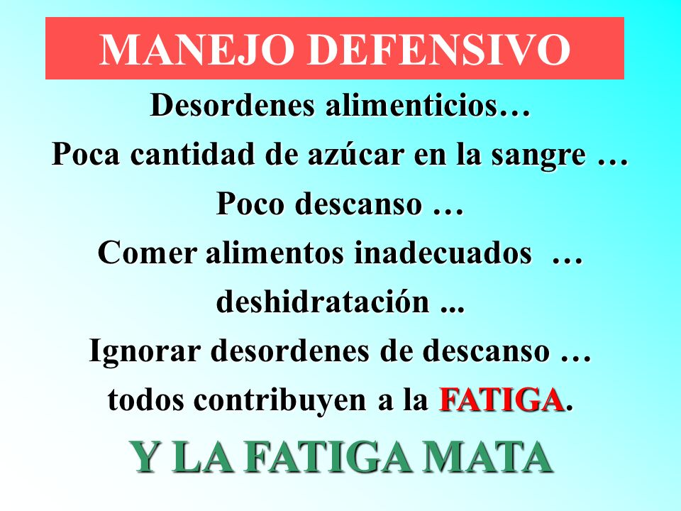 Número de accidentes Relacionados con la fatiga Autor: Leopoldo Ángel Marquizzio Descarga ofrecida por www.prevention-world.com