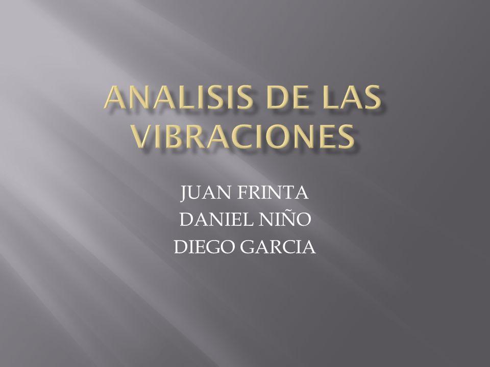 El análisis de la forma de la vibración en el tiempo a veces puede proveer información complementaria al análisis espectral.