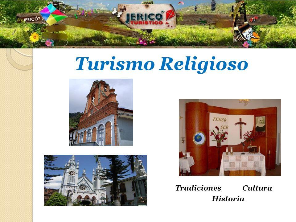 Turismo Religioso Tradiciones Historia Cultura