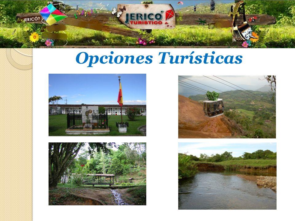 Opciones Turísticas