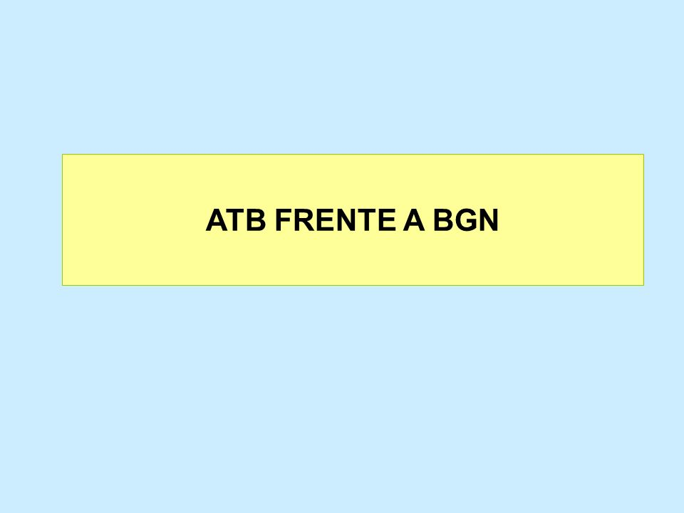ATB FRENTE A BGN