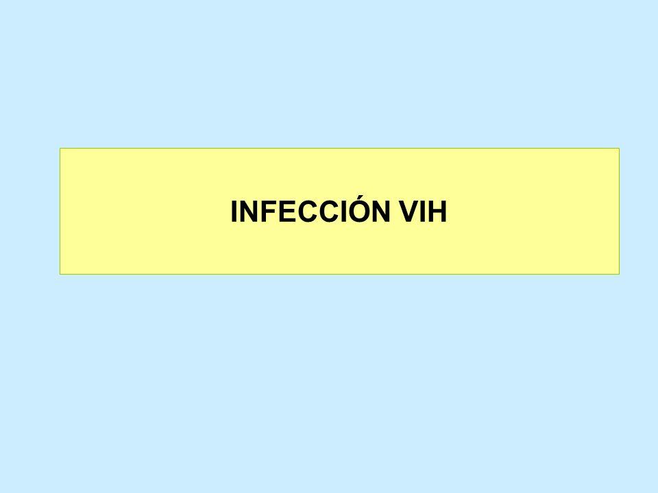 INFECCIÓN VIH