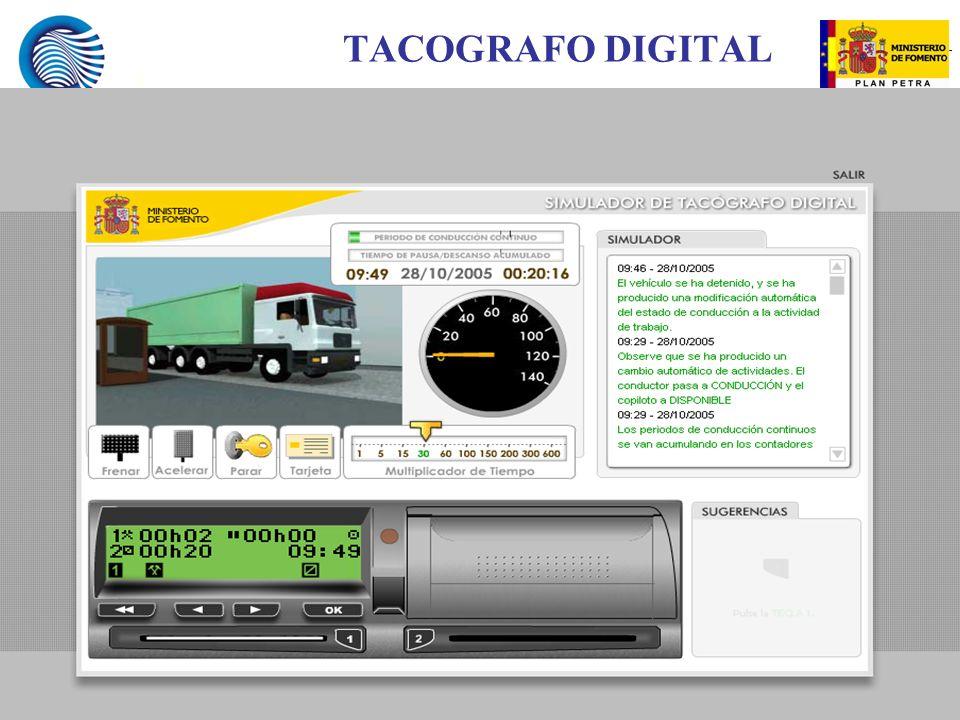 mc 17 TACOGRAFO DIGITAL