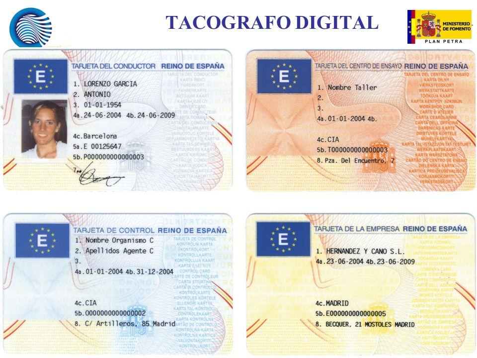 mc 8 TACOGRAFO DIGITAL