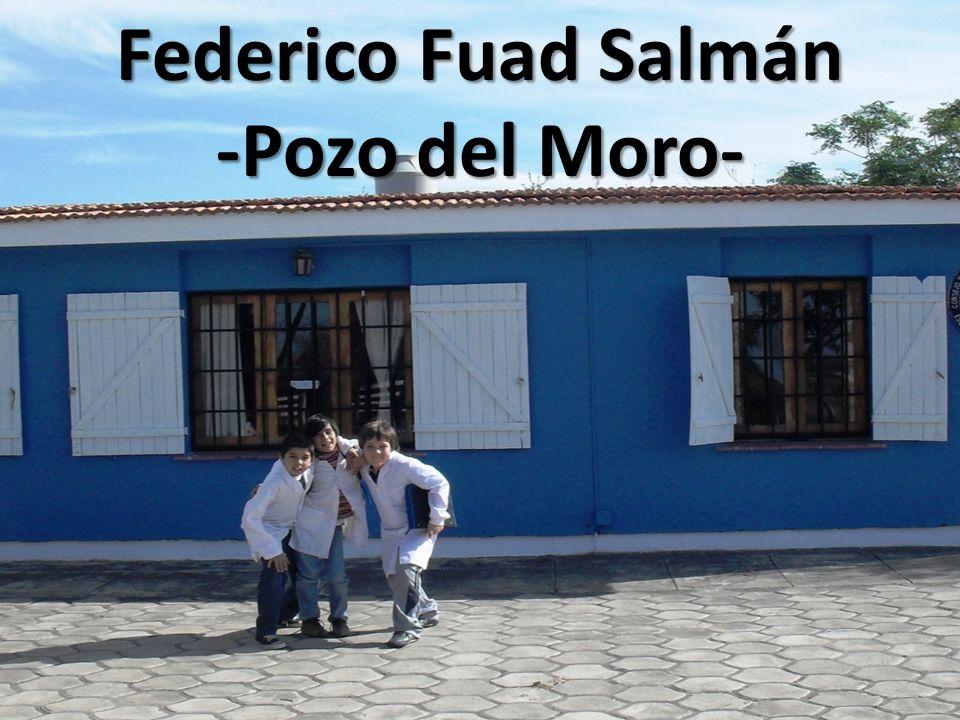 Federico Fuad Salmán -Pozo del Moro-