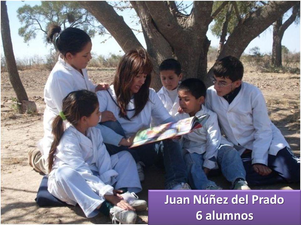 Juan Núñez del Prado 6 alumnos Juan Núñez del Prado 6 alumnos