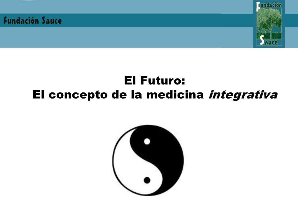 El Futuro: El concepto de la medicina integrativa