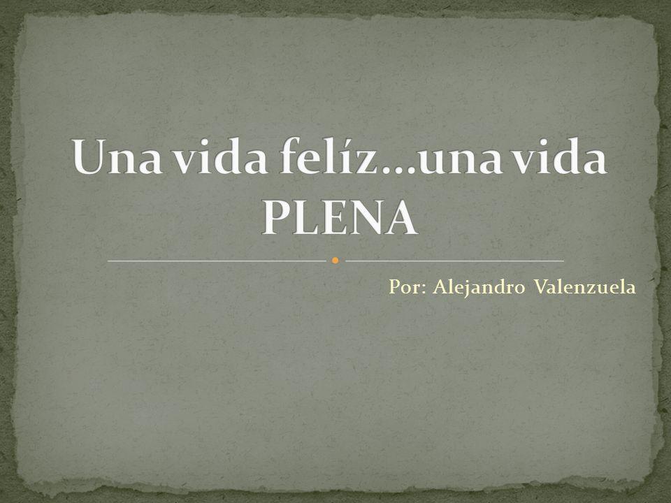 Por: Alejandro Valenzuela