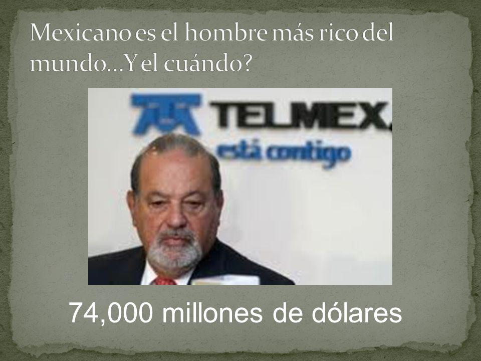 74,000 millones de dólares