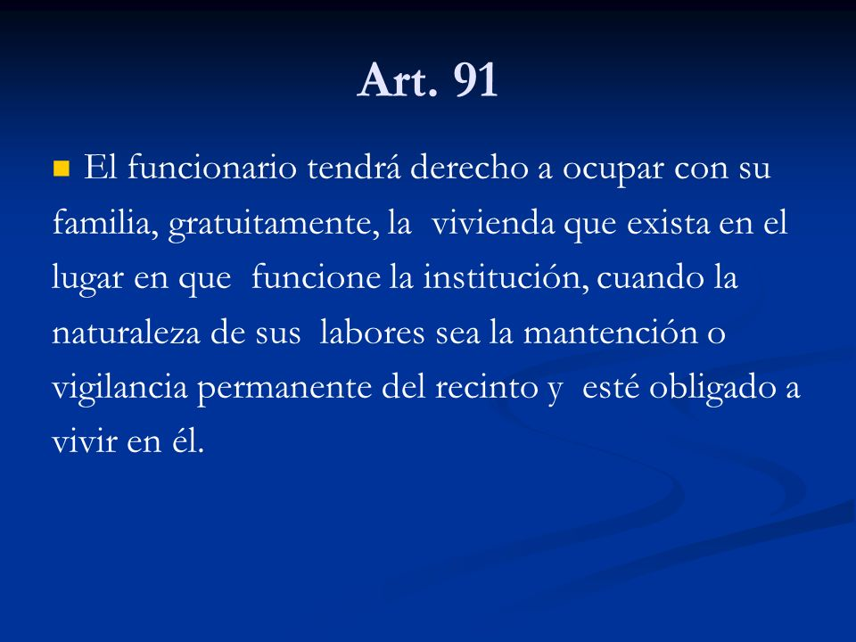 3.- DE LOS FERIADOS