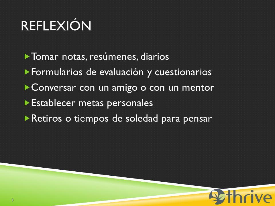 ReflexiónMentoreo 4