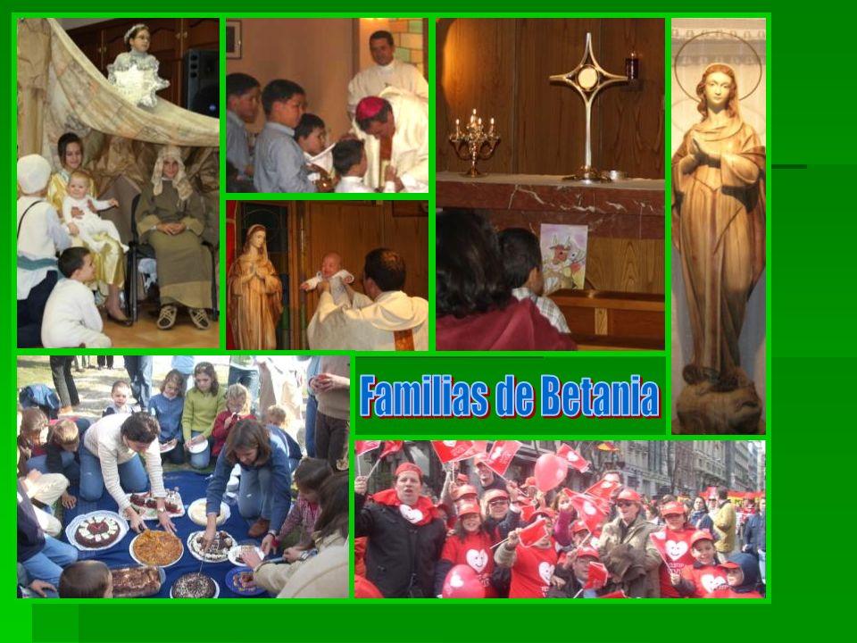 Peregrinación y Misión jóvenes a partir de Bachillerato.