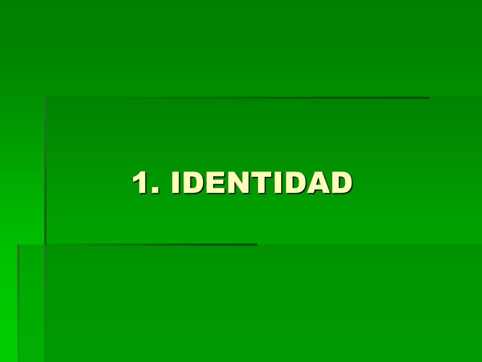 1. IDENTIDAD