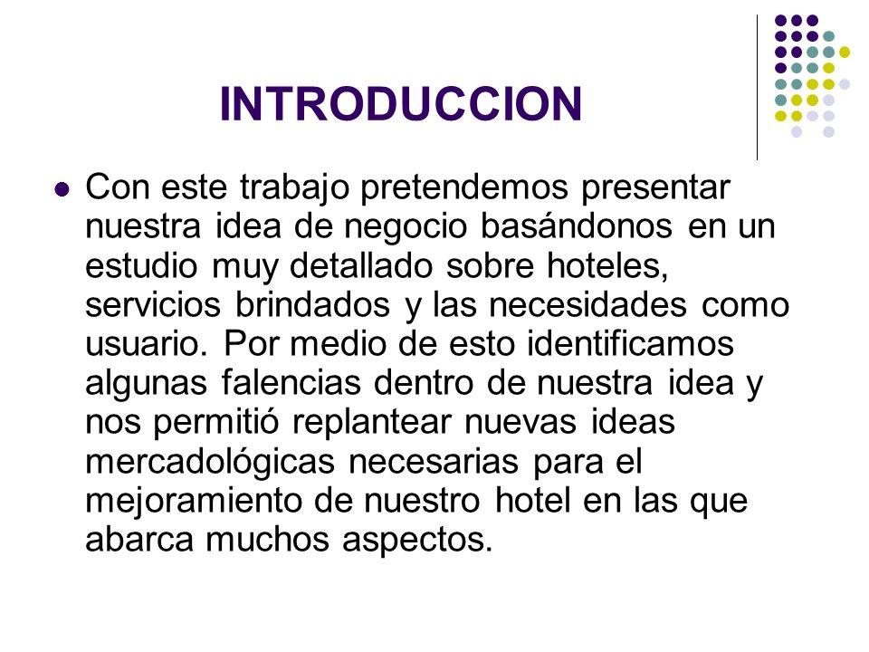 1. TEMA Presentación de nuestra idea de negocio llamado: CIUDAD CAMPESTRE