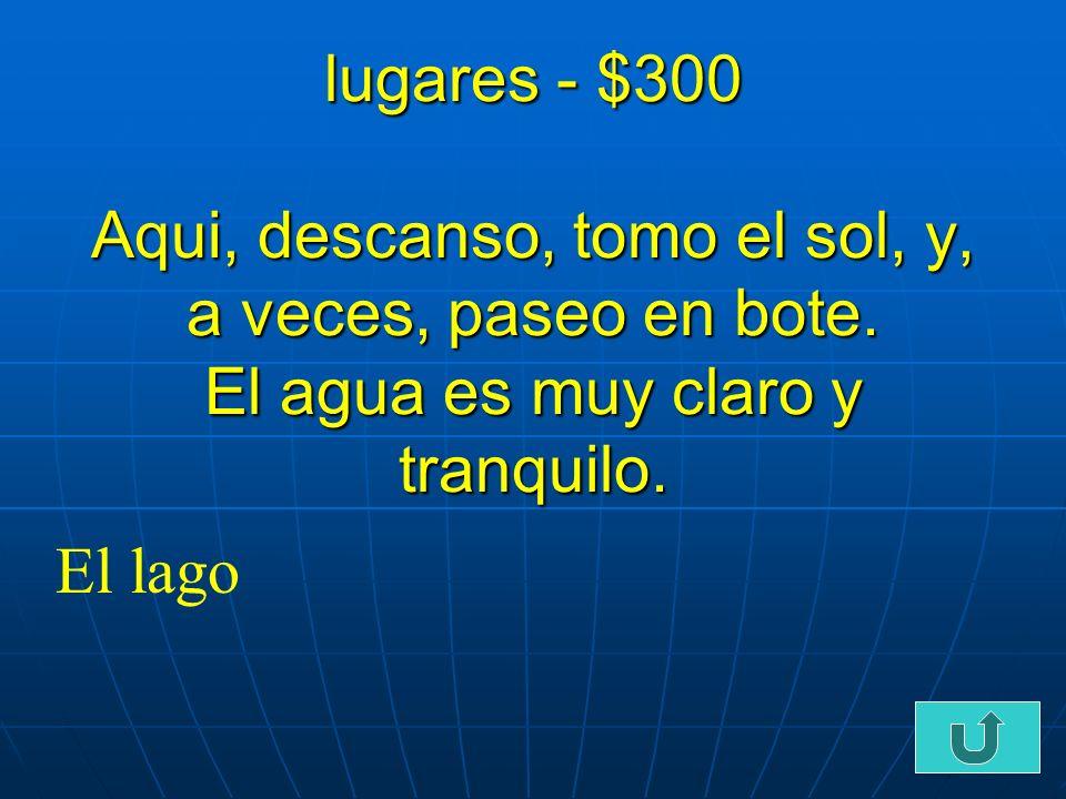 C1-$200 lugares - $200 Es un lugar donde hay cuadros famosos y pinturas famosas El Prado es un ejemplo El museo