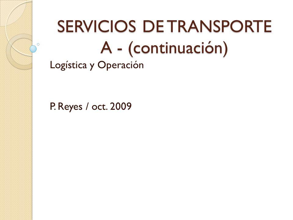 Apoyo de las tecnologías de inf.Asignación de los transportistas a las diferentes rutas.