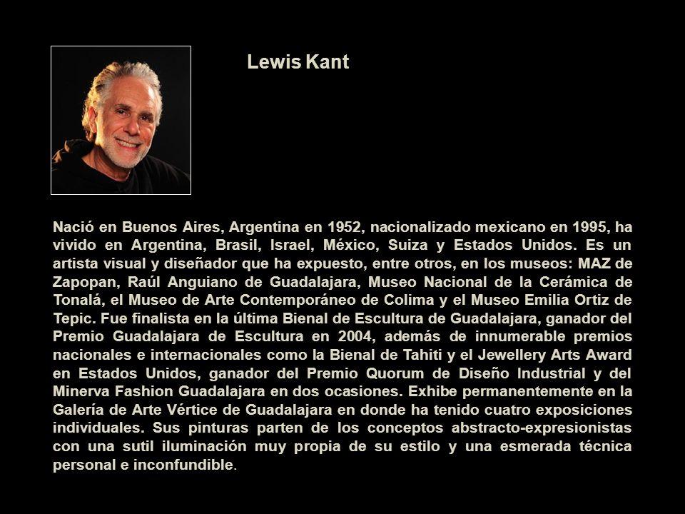 Nació en Buenos Aires, Argentina en 1952, nacionalizado mexicano en 1995, ha vivido en Argentina, Brasil, Israel, México, Suiza y Estados Unidos. Es u