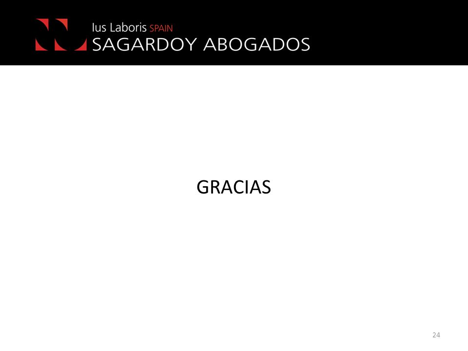 GRACIAS 24