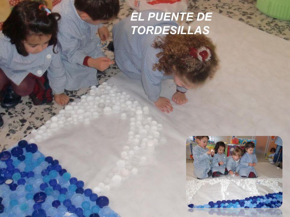 EL PUENTE DE TORDESILLAS