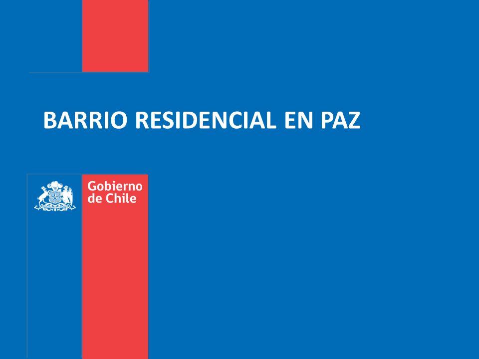 BARRIO RESIDENCIAL EN PAZ
