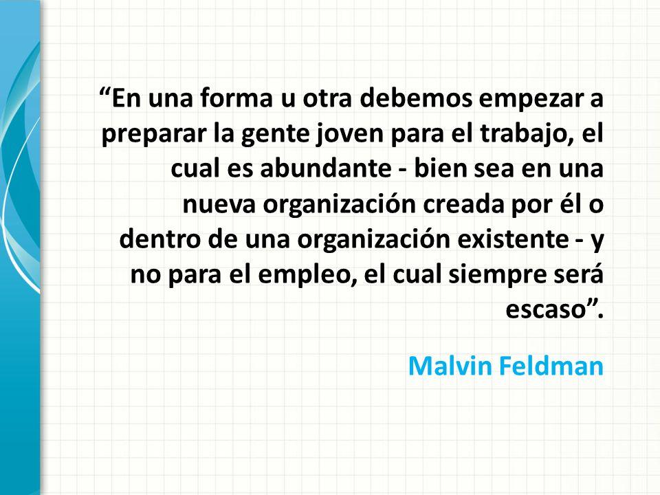 El Espíritu Empresarial es el combustible del crecimiento económico, del empleo y de la prosperidad