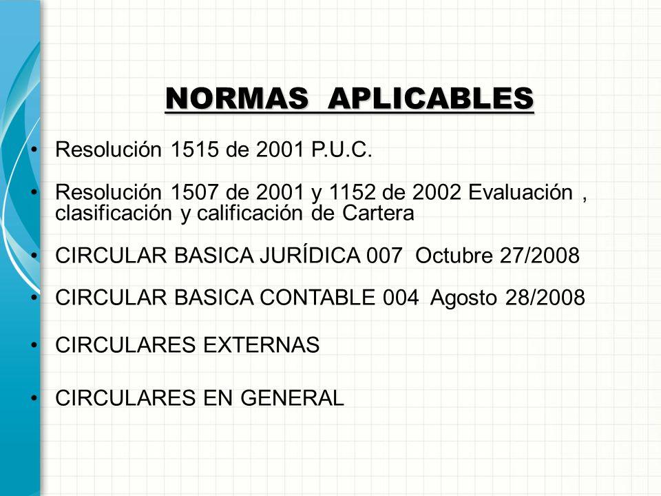 NORMAS APLICABLES NORMAS APLICABLES Dto. 1480/89 Asociaciones Mutualistas Dto. 1481/89. Fondos de empleados Ley 1391/2010 Dto. 1482/89. Administracion