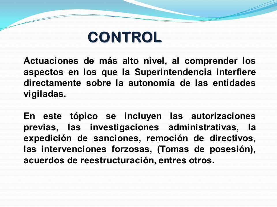 INSPECCIÓN Medidas de supervisión que representan una carga para el administrado en función de las facultades exorbitantes de Supersolidaria para repr