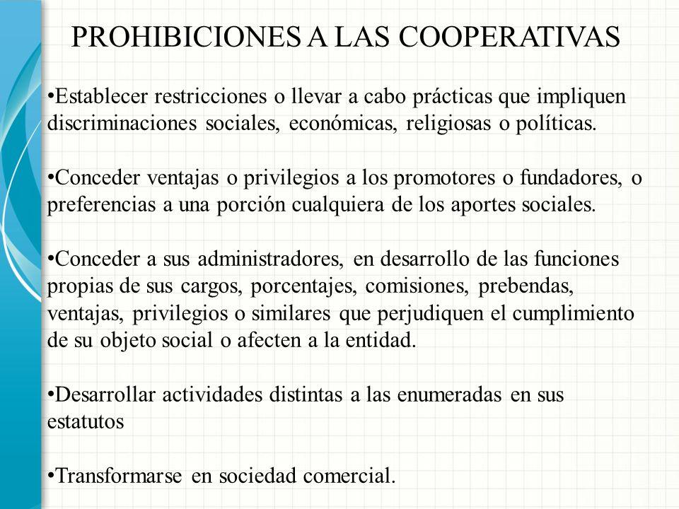 AUSENCIA DE ANIMO DE LUCRO Que establezca la irrepartibilidad de las reservas sociales y en caso de liquidación, la del remanente patrimonial. Que des