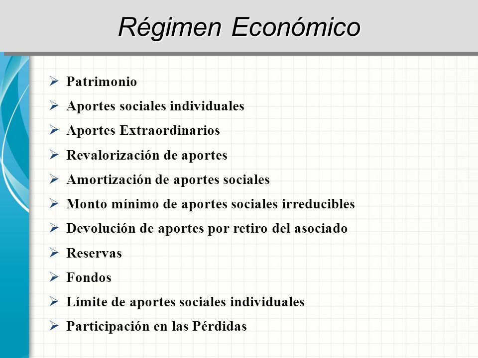 Individuales Aportes sociales Amortizados Aportes sociales Amortizados Reservas Reservas Patrimonio Fondos de destinación especifica Superavit Superav
