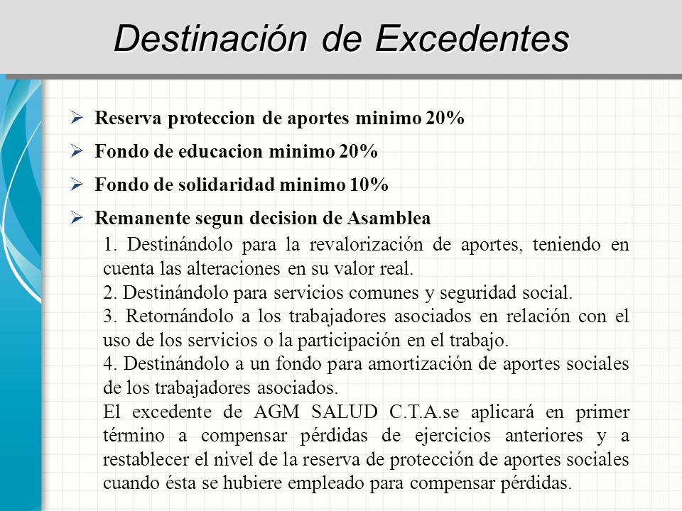 Patrimonio Aportes sociales individuales Aportes Extraordinarios Revalorización de aportes Amortización de aportes sociales Monto mínimo de aportes so