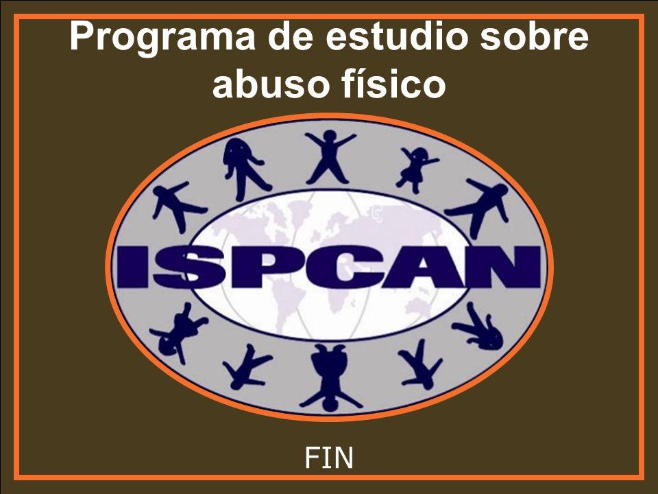 Programa de estudio sobre abuso físico FIN