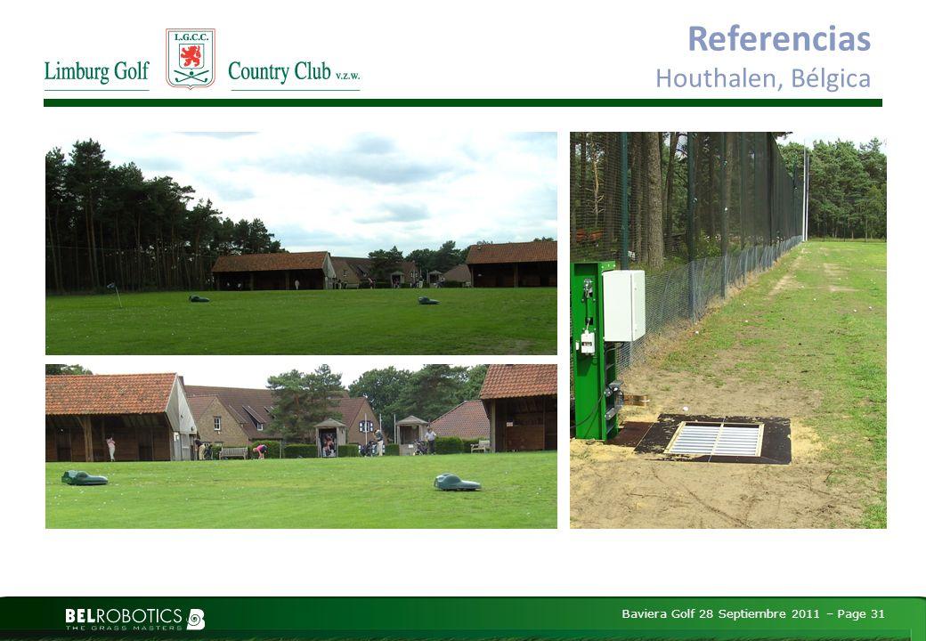 Baviera Golf 28 Septiembre 2011 – Page 31 Referencias Houthalen, Bélgica