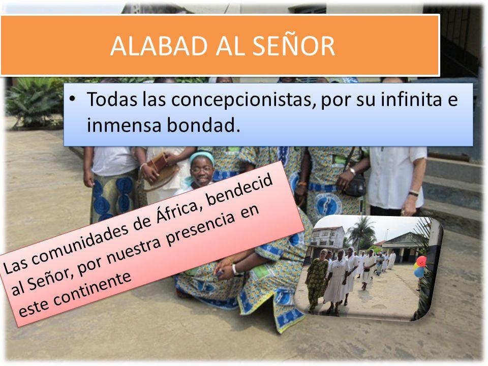 Comunidades de Santa Teresita, Sampaca, bendecid al Señor, por su presencia en nuestras obras.