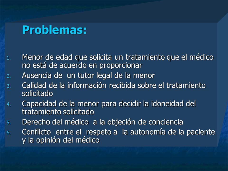 Problemas: 1.