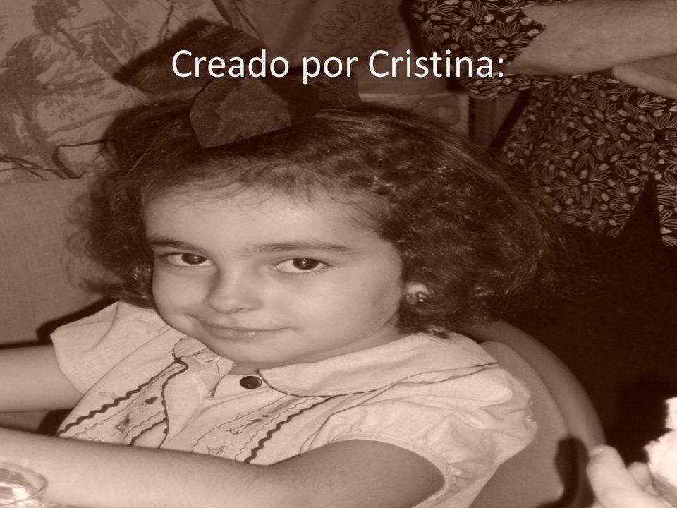 Creado por Cristina: